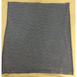 Infinity Raine Accessories - Apana Pajani Infinity Scarf Purple Blue Workout